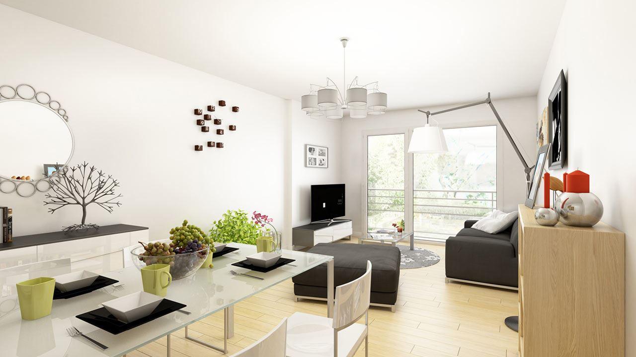 Location Appartement Recent 3 Pieces Colchique Jarville Nancy 54435137/ Appartements Récents Disponibles à La Location à Nancy