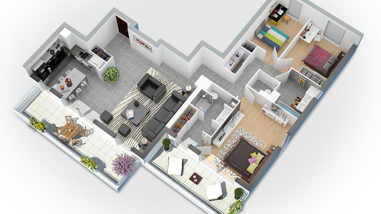 claude rizzon modele maison ventana blog. Black Bedroom Furniture Sets. Home Design Ideas
