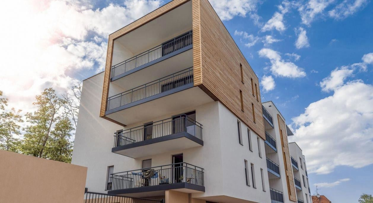 Etages Villa Charmille Appartements Neufs A Strasbourg 37264284/ Villa Charmille