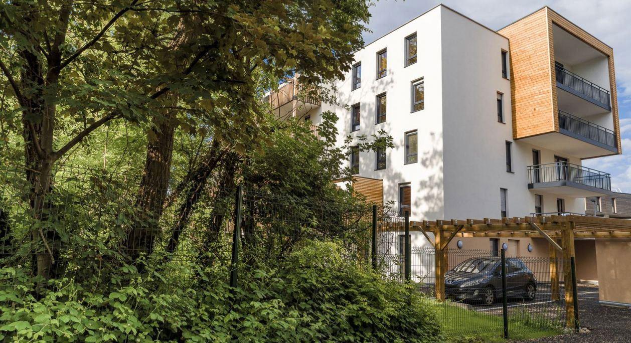 Jardins Villa Charmille Appartements Neufs A Strasbourg 73331373/ Villa Charmille